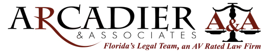 Arcadier and Associates brings you Boca Raton Legal Team