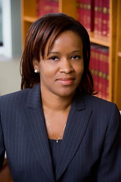 Dedra Sibley, JD, MBA, Lawyer